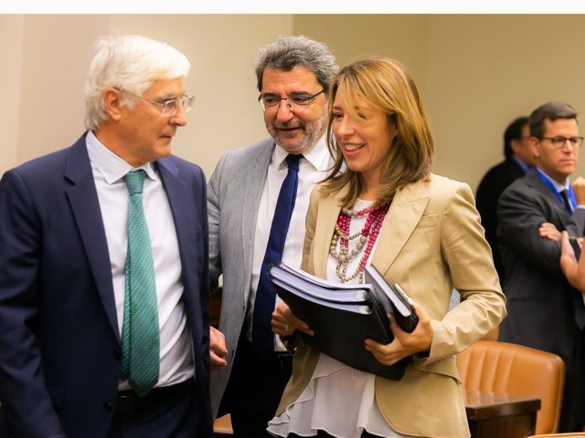 Xiana Margarida Méndez, secretaria de Estado de Comercio