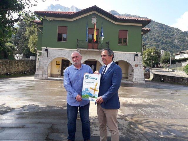 Presentación del Día de Asturias.