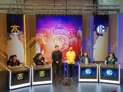 Madrid acogerá los 'play-off' de verano de League of Legends Championship Series el 8 y 9 de septiembre en Vistalegre