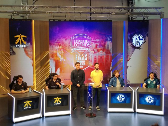 League of Legends Championship Series Madrid