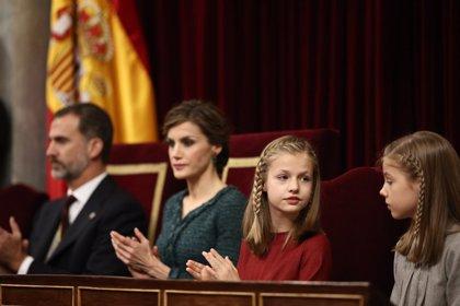 La Princesa Leonor asiste este sábado a los 'Centenarios Covadonga 2018' en su primera visita oficial a Asturias