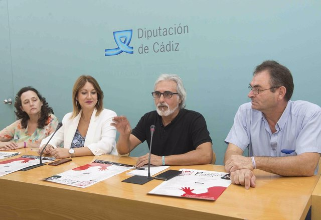 Presentación de la gala solidaria 'Con Marcos en el Corazón'