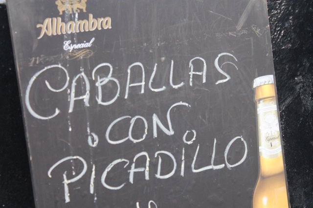 Fotograma del documental 'Caballas'