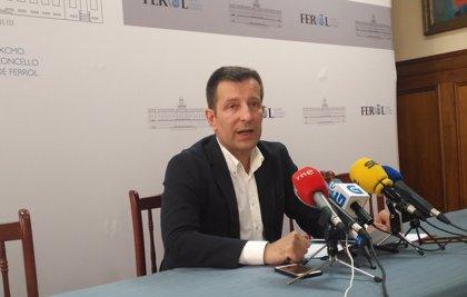 Alejandro Langtry dimite como edil del PP de Ferrol y critica que el partido anteponga sus intereses a los de la ciudad