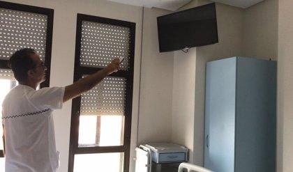 Todos los hospitales públicos de Jaén cuentan ya con televisión gratuita para los pacientes ingresados