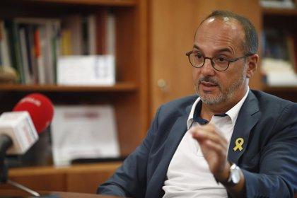La Diada impedirá al PDeCAT defender el martes en el Congreso su moción sobre Cataluña