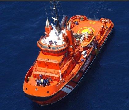 Rescatadas un total de 276 personas de seis pateras en el mar de Alborán