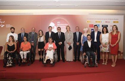"""El Comité Paralímpico Internacional espera que Madrid pueda organizar """"en un futuro unos Juegos fantásticos"""""""