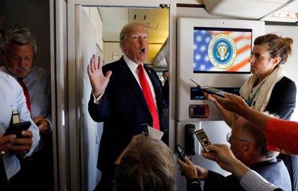 """Trump espera recibir una carta con contenido """"muy positivo"""" por parte de Kim Jong Un en los próximos días"""