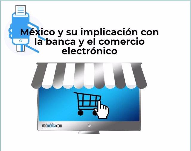 El comercio y la banca online en México