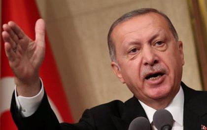 """Erdogan asegura que Turquía """"no va quedarse al margen"""" ante la muerte de civiles a manos del Gobierno sirio"""