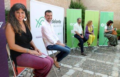 Maíllo propone este domingo a la Coordinadora de IULV-CA que Rodríguez encabece la candidatura de 'Adelante Andalucía'