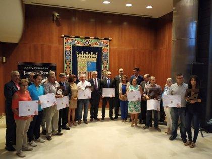 Olona se compromete a acelerar los trámites de la Indicación Geográfica Protegida de la carne de cerdo de Teruel