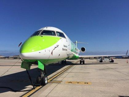 Binter unirá Tenerife y Vigo con una nueva ruta que operará a finales de octubre