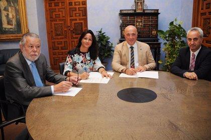 La Diputación de Córdoba acometerá la renovación de una red de agua de Fuente Obejuna