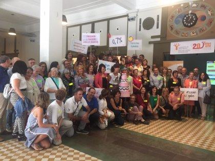 """La Coordinadora de ONGD de Navarra pide que la cooperación """"se asuma como una política pública importante"""""""