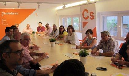 """Cs afronta el inicio del nuevo curso político con ganas de trabajar para dar a La Rioja """"el impulso que se merece"""""""