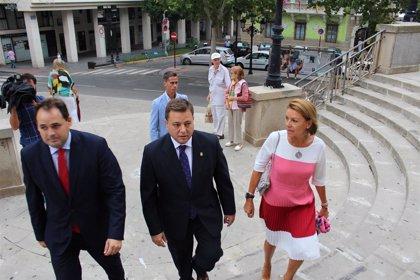 """Núñez apoya su candidatura a presidir PP C-LM en la militancia, """"verdadero referente"""""""