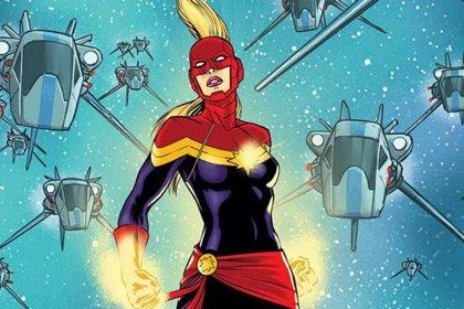 Así cambia Capitana Marvel los orígenes de Carol Danvers respecto al cómic