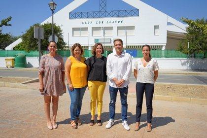 El PP critica a la Junta de Andalucía que el curso escolar comienza en Málaga con más aulas prefabricadas