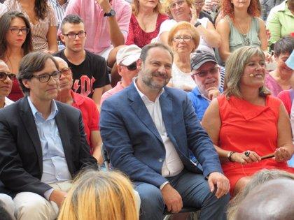 """Ábalos critica que Cs rompa el pacto en Andalucía: """"Está cada vez más escorada a la derecha"""""""