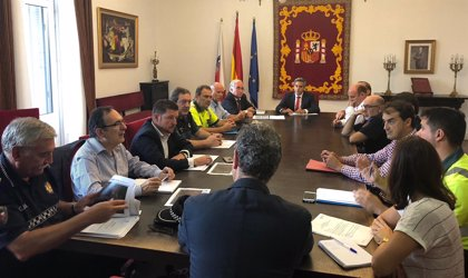 El paso de la Vuelta cortará carreteras en Alfoz, Reocín, Santillana y Torrelavega