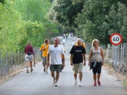 Rotarios de Mallorca inaugura este domingo el primer Camino de Santiago desde Lluc