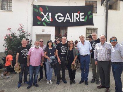 """La localidad turolense de Pancrudo acoge el Festival Gaire, una cita """"ineludible"""" en los certámenes aragoneses"""
