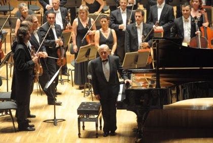 El bilbaíno Joaquín Achúcarro abrirá la temporada del Palau de la Música con el 'Concert per a piano' de Grieg