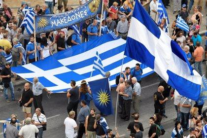 Nueva manifestación en Grecia contra el acuerdo para el cambio de nombre de Macedonia