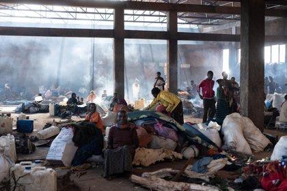 Los desplazados en el suroeste de Etiopía necesitan ayuda desesperadamente