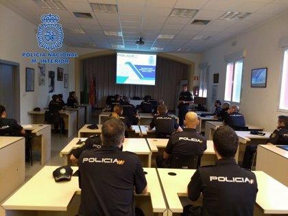 Más de 3.200 policías alumnos se incorporan mañana en la Escuela Nacional de Policía de Ávila