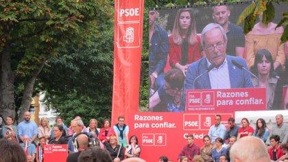 Wenceslao López anuncia su candidatura a la reelección como alcalde de Oviedo