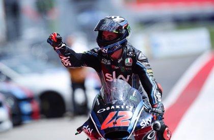 Bagnaia reina en Misano y afianza su liderato en Moto2