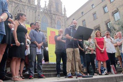 """Cuixart aplaude el """"apoyo sin matices"""" de la cultura a la libertad de expresión"""
