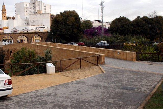 Vía ciclista entre Alcalá y Dos Hermanas