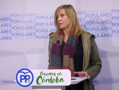 """El PP-A pide a la Junta """"más inversión y mejor formación para evitar la caída del turismo en Córdoba"""""""