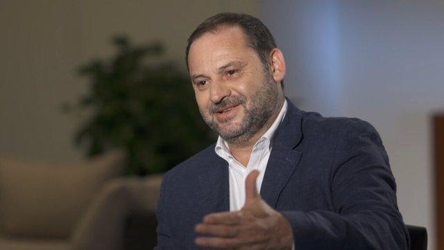 El ministro de Fomento y secretario general del PSOE, José Luis Ábalos