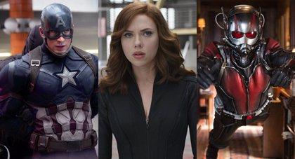 Vengadores 4: ¿Confirman estas fotos filtradas de Capitán América, Viuda Negra y Ant-Man los viajes en el tiempo?