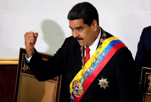 Maduro afirma que el emigrante venezolano sale del país