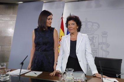 """El PP pide coherencia al PSOE para que exija explicaciones a Montón sobre su máster, como hizo con """"rivales políticos"""""""