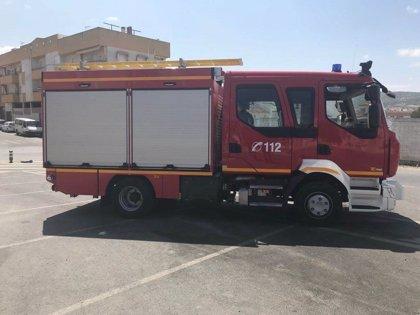 Fallece una mujer en el incendio de una vivienda en Castilleja de la Cuesta (Sevilla)