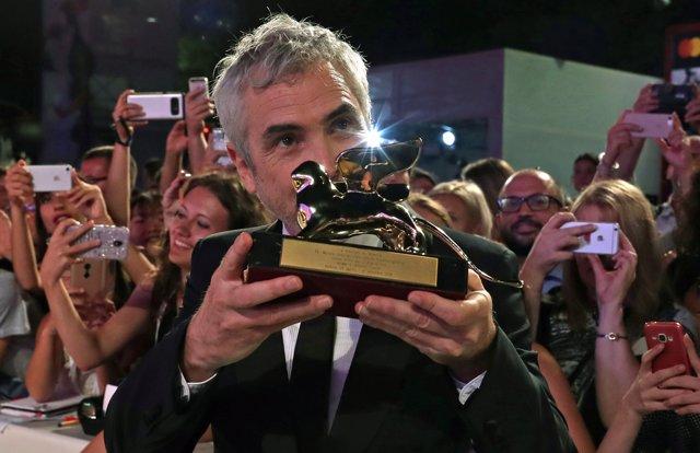 The 75thVeniceInternational Film Festival -Awards Ceremony -Venice, Italy, S