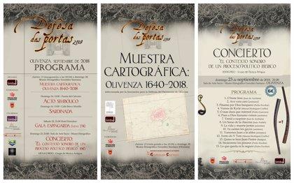 Olivenza organiza diversas actividades para recordar la defensa de las Puertas del Calvario por mujeres en 1641