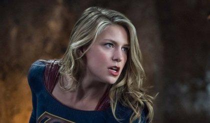 Supergirl llega a la Casa Blanca en la 4ª temporada