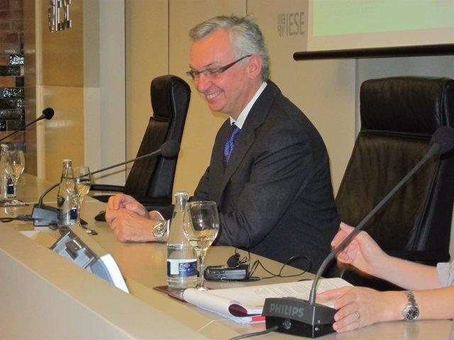 Josep Baselga, Director Del Instituto De Oncología Del Vall D'hebron