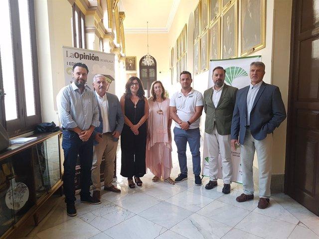 Presentación de 'Can we run' en Málaga