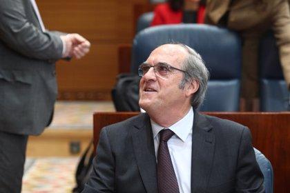 """Gabilondo pide """"escuchar"""" a Montón para, tras una """"buena explicación"""", dar una """"valoración"""""""