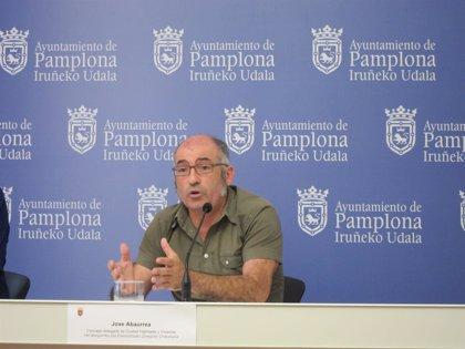 """Pamplona empezará """"sin tardanza"""" a estudiar el nuevo corredor del Labrit"""