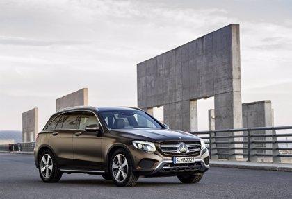Mercedes-Benz Cars recorta un 7,7% sus ventas mundiales en agosto